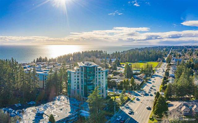 14824 North Bluff Road #1102, White Rock, BC V4B 3E2 (#R2543565) :: Macdonald Realty