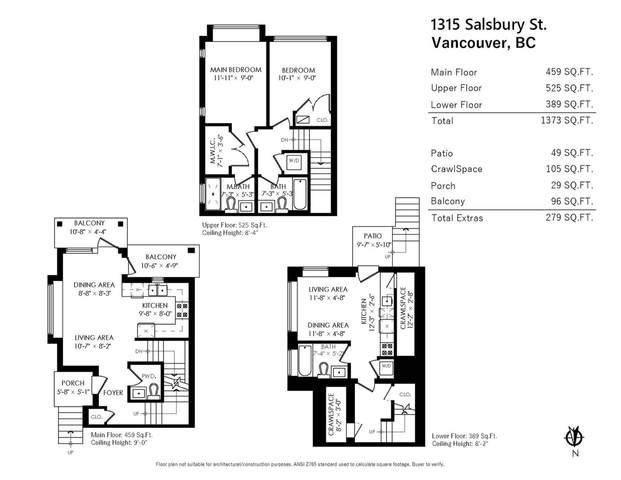 1315 Salsbury Drive, Vancouver, BC V5L 4B2 (#R2543583) :: Macdonald Realty