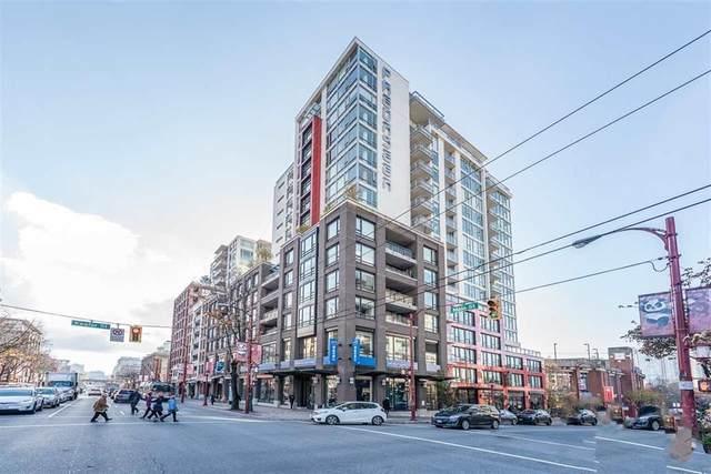 188 Keefer Street #1501, Vancouver, BC V6A 0E3 (#R2543591) :: Macdonald Realty