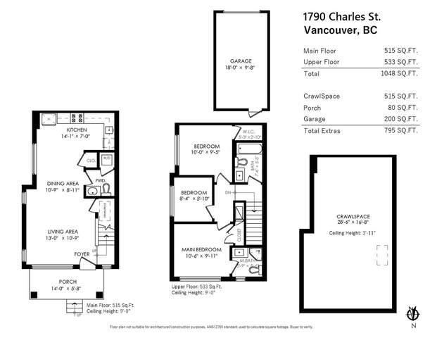 1790 Charles Street, Vancouver, BC V5L 2T5 (#R2543666) :: Macdonald Realty