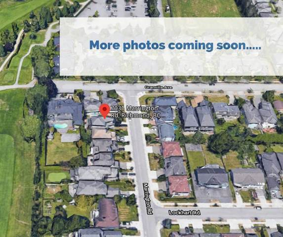 7031 Marrington Road, Richmond, BC V7C 1V4 (#R2543686) :: RE/MAX City Realty
