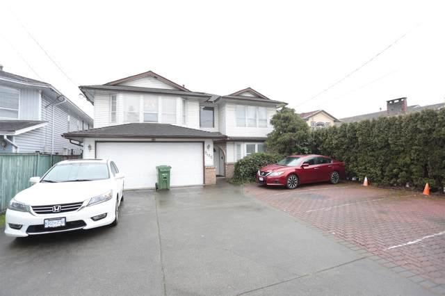 9486 Blundell Road, Richmond, BC V6Y 1K6 (#R2543721) :: Macdonald Realty