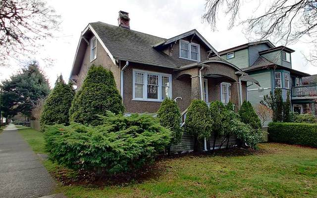 2296 Cambridge Street, Vancouver, BC V5L 1E6 (#R2543738) :: Macdonald Realty