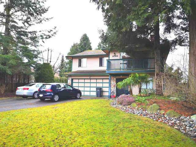 14360 18 Avenue, Surrey, BC V4A 7G2 (#R2543774) :: Macdonald Realty
