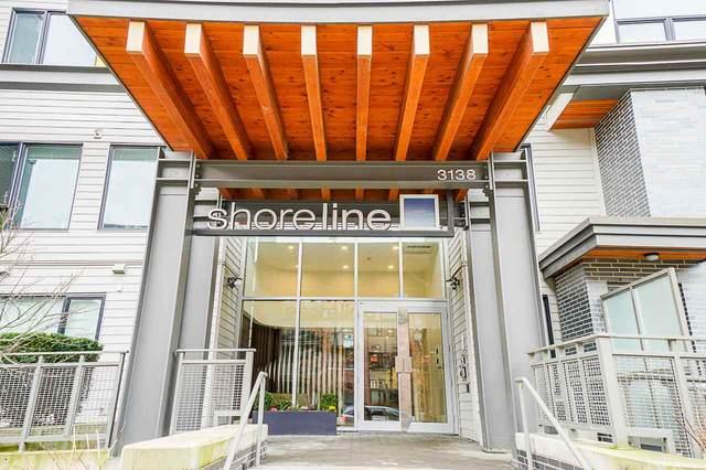 3138 Riverwalk Avenue #116, Vancouver, BC V5S 0B6 (#R2543777) :: Macdonald Realty