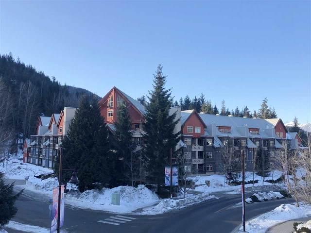 2050 Lake Placid Road #228, Whistler, BC V8E 0B6 (#R2543778) :: RE/MAX City Realty