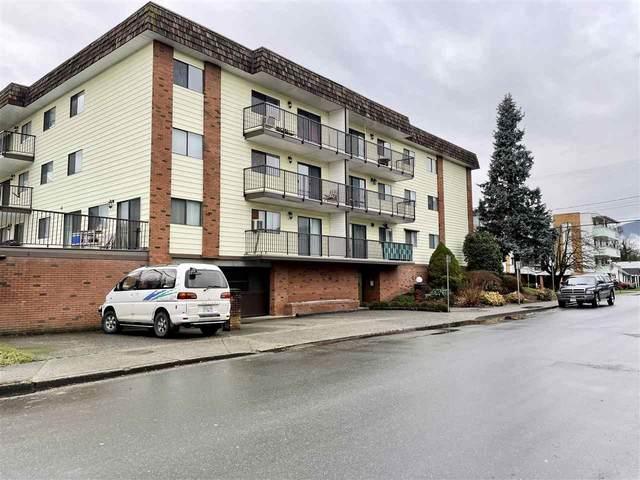 9417 Nowell Street #108, Chilliwack, BC V2P 7M4 (#R2543787) :: Macdonald Realty