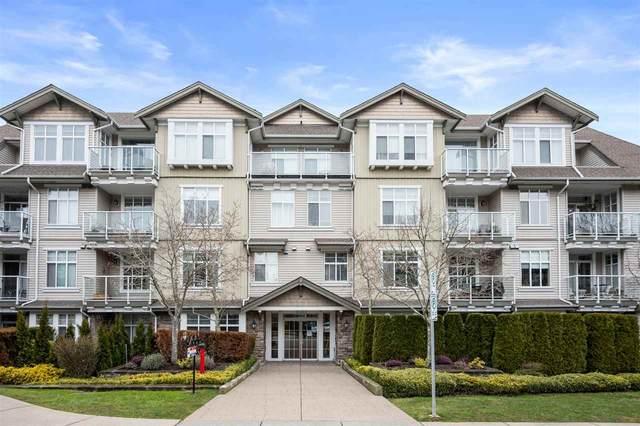 15323 17A Avenue #306, Surrey, BC V4A 1V4 (#R2543812) :: Macdonald Realty