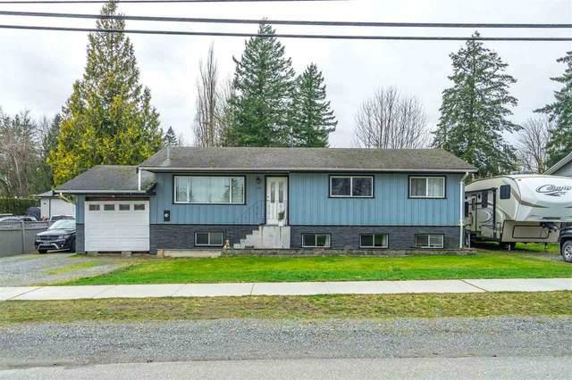 2575 Ross Road, Abbotsford, BC V4X 1J4 (#R2543874) :: Macdonald Realty