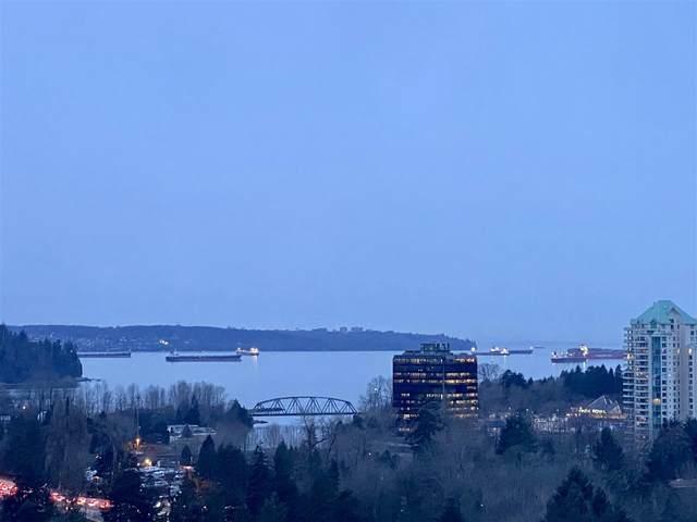 2024 Fullerton Avenue #1609, North Vancouver, BC V7P 3G4 (#R2543895) :: Macdonald Realty
