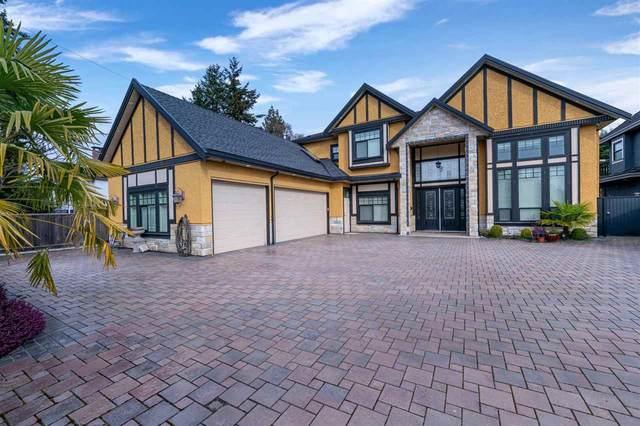 10388 Swinton Crescent, Richmond, BC V7A 3S6 (#R2543904) :: Macdonald Realty