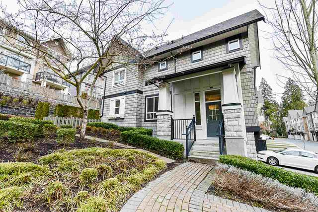1305 Soball Street #42, Coquitlam, BC V3E 0E8 (#R2543926) :: Macdonald Realty