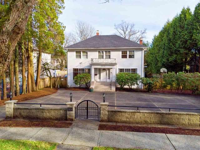 5838 Churchill Street, Vancouver, BC V6M 3H2 (#R2543960) :: Macdonald Realty