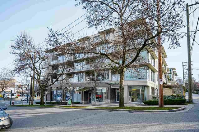 2520 Manitoba Street #505, Vancouver, BC V5Y 3A6 (#R2544004) :: RE/MAX City Realty