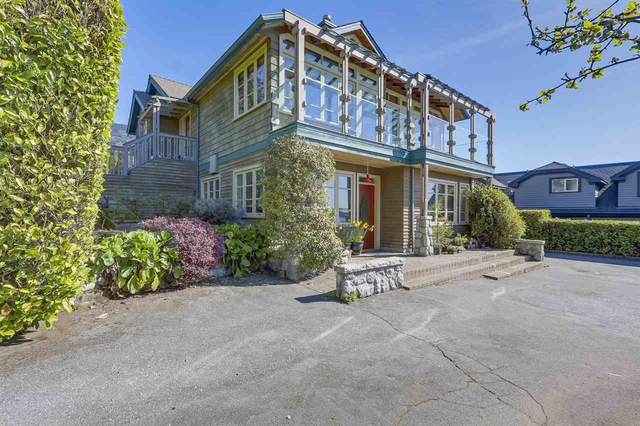 2597 Haywood Avenue, West Vancouver, BC V7V 1Y5 (#R2544078) :: 604 Realty Group