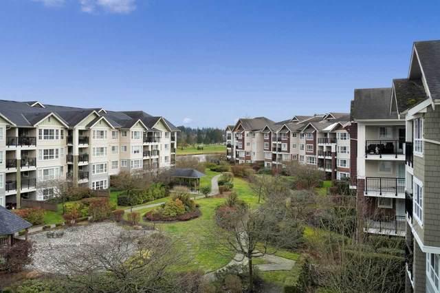 19673 Meadow Gardens Way #408, Pitt Meadows, BC V3Y 0A1 (#R2544084) :: Macdonald Realty