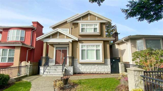 6965 Dawson Street, Vancouver, BC V5S 2W4 (#R2544112) :: Macdonald Realty