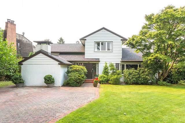 7909 Laburnum Street, Vancouver, BC V6P 5N6 (#R2544136) :: Macdonald Realty