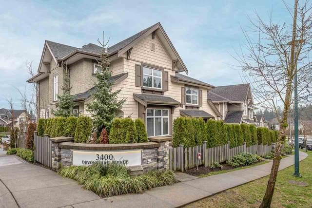 3400 Devonshire Avenue #1, Coquitlam, BC V3E 0L1 (#R2544156) :: Macdonald Realty
