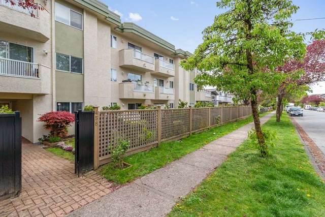 458 E 43RD Avenue #303, Vancouver, BC V5W 1T4 (#R2544176) :: Macdonald Realty