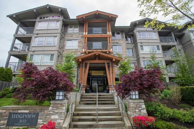 3132 Dayanee Springs Boulevard #519, Coquitlam, BC V3E 0B5 (#R2544239) :: Macdonald Realty
