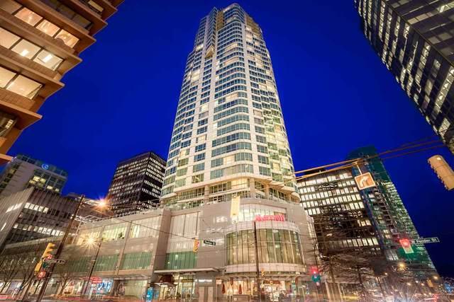 1111 W Pender Street #3501, Vancouver, BC V6E 2P4 (#R2544257) :: Initia Real Estate