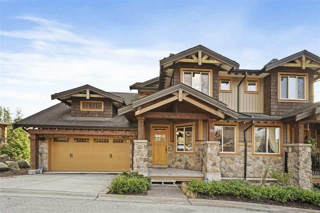 24185 106B Avenue #76, Maple Ridge, BC V2W 0C6 (#R2544265) :: Macdonald Realty