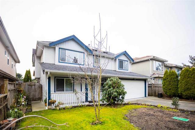 10420 Mclennan Place, Richmond, BC V6X 3G6 (#R2544321) :: Macdonald Realty