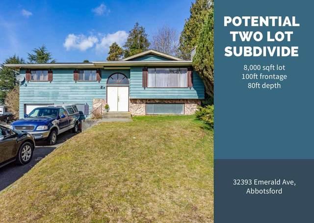 32393 Emerald Avenue, Abbotsford, BC V2T 1B3 (#R2544325) :: Macdonald Realty