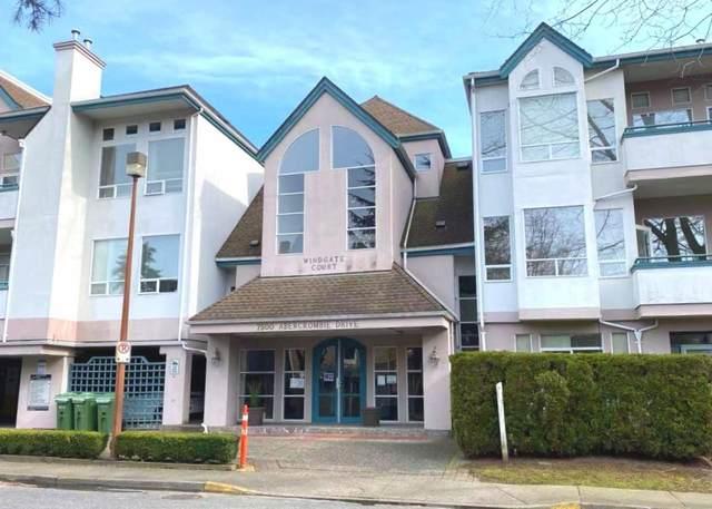 7500 Abercrombie Drive #211, Richmond, BC V6Y 3J9 (#R2544337) :: RE/MAX City Realty