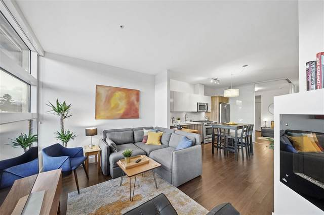 2250 Commercial Drive #318, Vancouver, BC V5N 5P9 (#R2544346) :: Macdonald Realty
