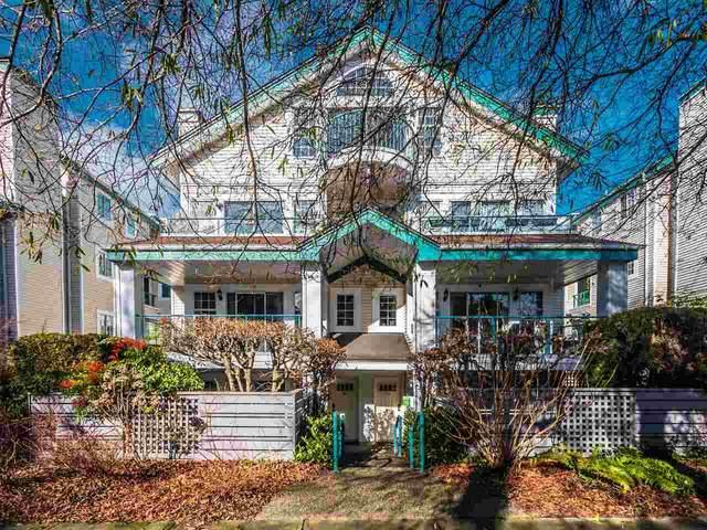 735 W 15TH Avenue #205, Vancouver, BC V5Z 1R6 (#R2544384) :: Macdonald Realty