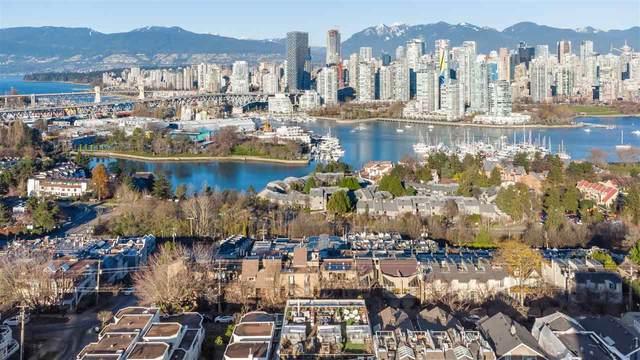 1176 W 7TH Avenue, Vancouver, BC V6H 1B4 (#R2544391) :: Macdonald Realty