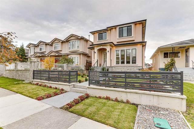6930 Rupert Street, Vancouver, BC V5S 2Z6 (#R2544449) :: Macdonald Realty