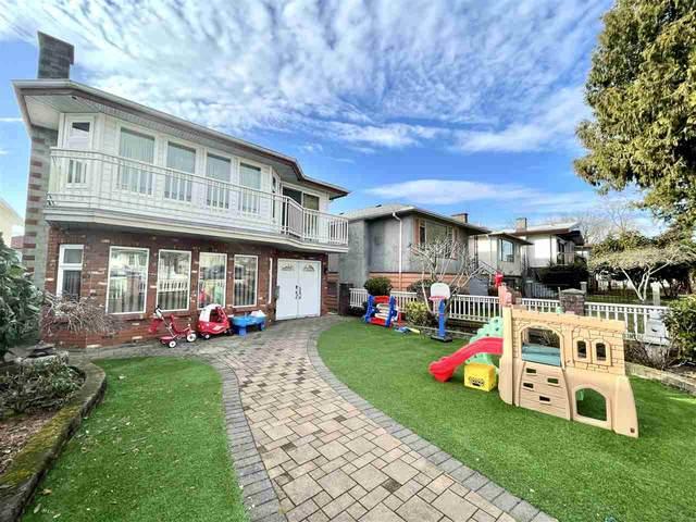 6771 Kerr Street, Vancouver, BC V5S 3C7 (#R2544457) :: Macdonald Realty