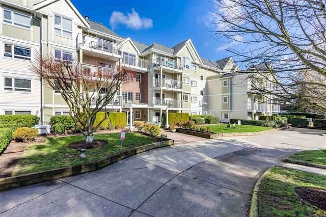 20189 54 Avenue #311, Langley, BC V3A 3W2 (#R2544458) :: Macdonald Realty