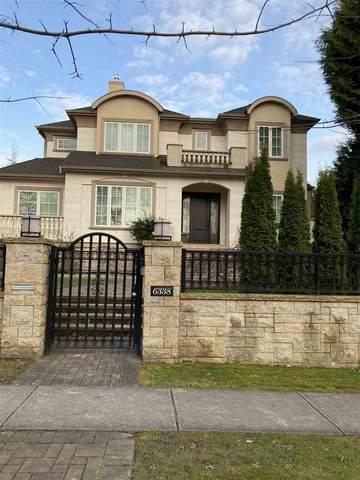 6338 Angus Drive, Vancouver, BC V6M 3P5 (#R2544459) :: Macdonald Realty