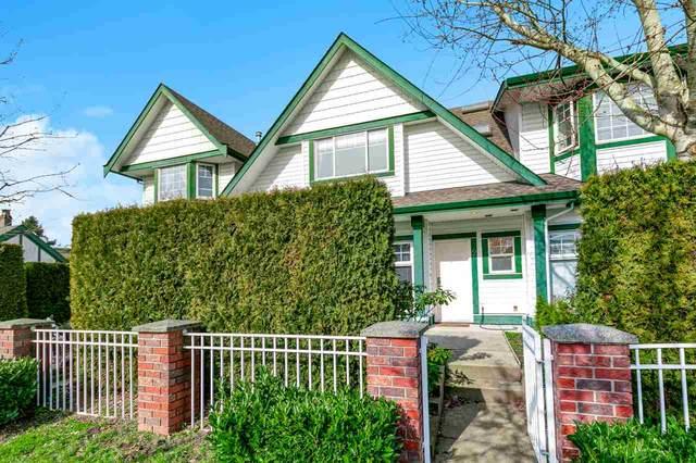 9893 Francis Road #2, Richmond, BC V6Y 3B3 (#R2544495) :: Macdonald Realty