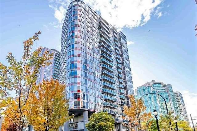 788 Hamilton Street #1601, Vancouver, BC V6B 0E9 (#R2544511) :: Macdonald Realty