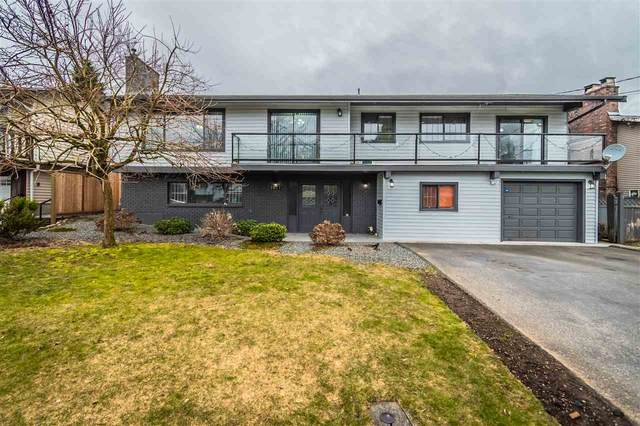 2077 Lonsdale Crescent, Abbotsford, BC V2T 1C3 (#R2544539) :: Macdonald Realty