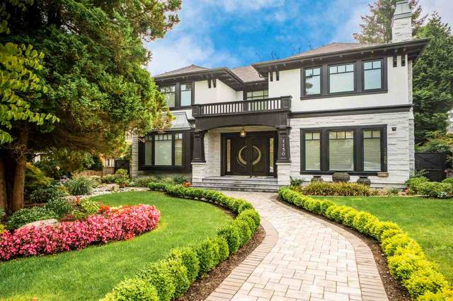 1150 W 40TH Avenue, Vancouver, BC V6M 1V2 (#R2544544) :: RE/MAX City Realty