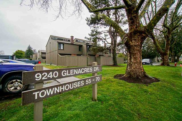 9240 Glenacres Drive #69, Richmond, BC V7A 1Y7 (#R2544547) :: Macdonald Realty