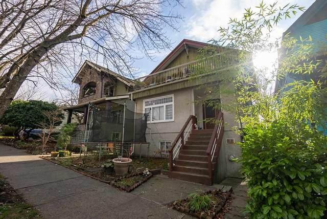 1980 Kitchener Street, Vancouver, BC V5L 2W7 (#R2544549) :: Macdonald Realty