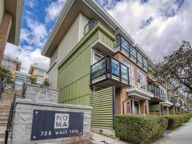 728 W 14TH Street #9, North Vancouver, BC V7M 0A8 (#R2544563) :: 604 Realty Group