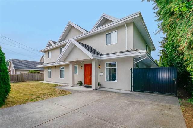 9371 Bakerview Drive, Richmond, BC V7A 1Z9 (#R2544620) :: Macdonald Realty