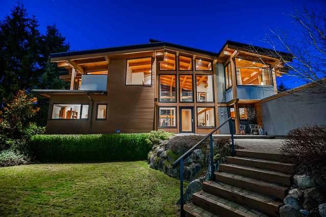 865 Andover Crescent, West Vancouver, BC V7S 1Y5 (#R2544687) :: Macdonald Realty