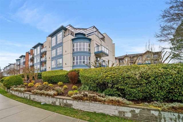 20277 53 Avenue #310, Langley, BC V3A 3V2 (#R2544730) :: Macdonald Realty