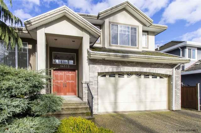 14523 83 Avenue, Surrey, BC V3S 0N6 (#R2544834) :: RE/MAX City Realty