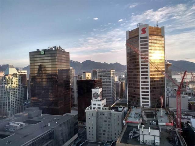 833 Seymour Street #3301, Vancouver, BC V6B 0G4 (#R2544849) :: Macdonald Realty
