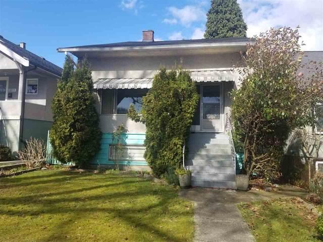 2215 Charles Street, Vancouver, BC V5L 2V4 (#R2544855) :: Macdonald Realty